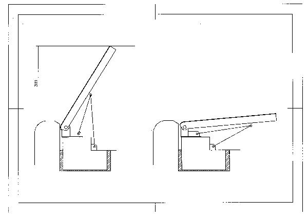 4,产品图例   四,钢结构气动生态浮体闸门:   气动生态浮体闸门
